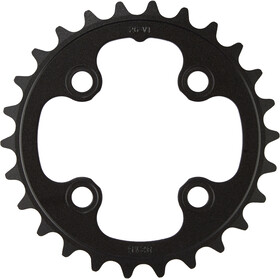 Truvativ MTB Chainring 64mm Aluminum, matte black